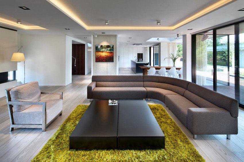 Imponerande Villa-Pruhonice-designad av Jestico-Whiles-21 Imponerande Villa Pruhonice designad av Jestico + Whiles
