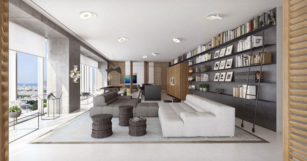 Vackert-nytt-interiör-design-för-vardagsrum-4 Vackert-nytt-interiör-design för vardagsrum