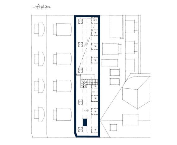 swe25 Lyxig takvåning i svensk stil i Östermalm, Stockholm