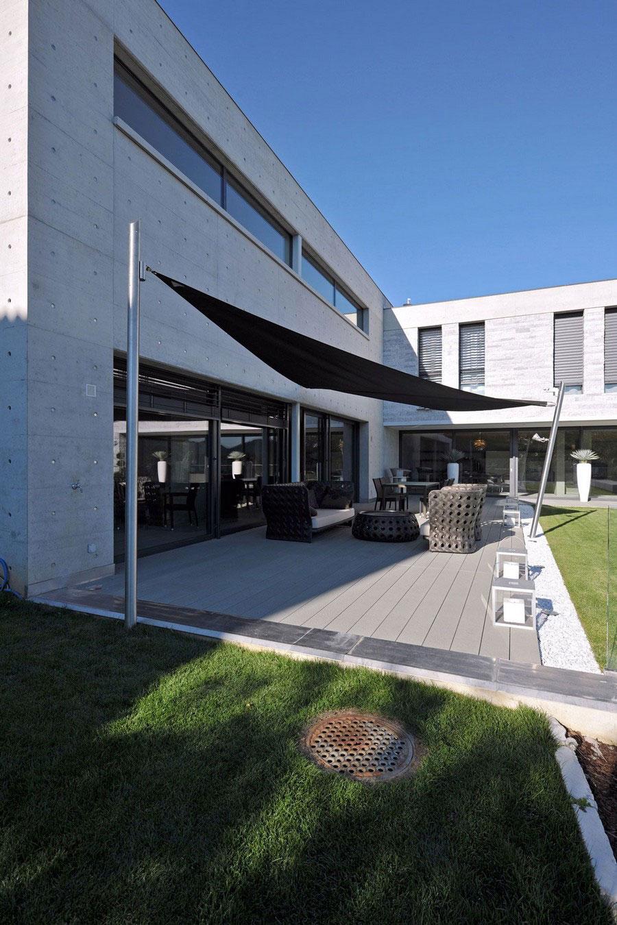 Ett unikt exempel på modern arkitektur nära sjön Lugano-4 Ett unikt exempel på modern arkitektur nära sjön Lugano