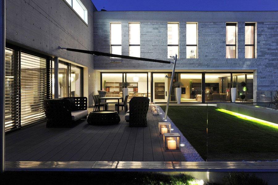 Ett unikt exempel på modern arkitektur nära sjön Lugano-5 Ett unikt exempel på modern arkitektur nära sjön Lugano