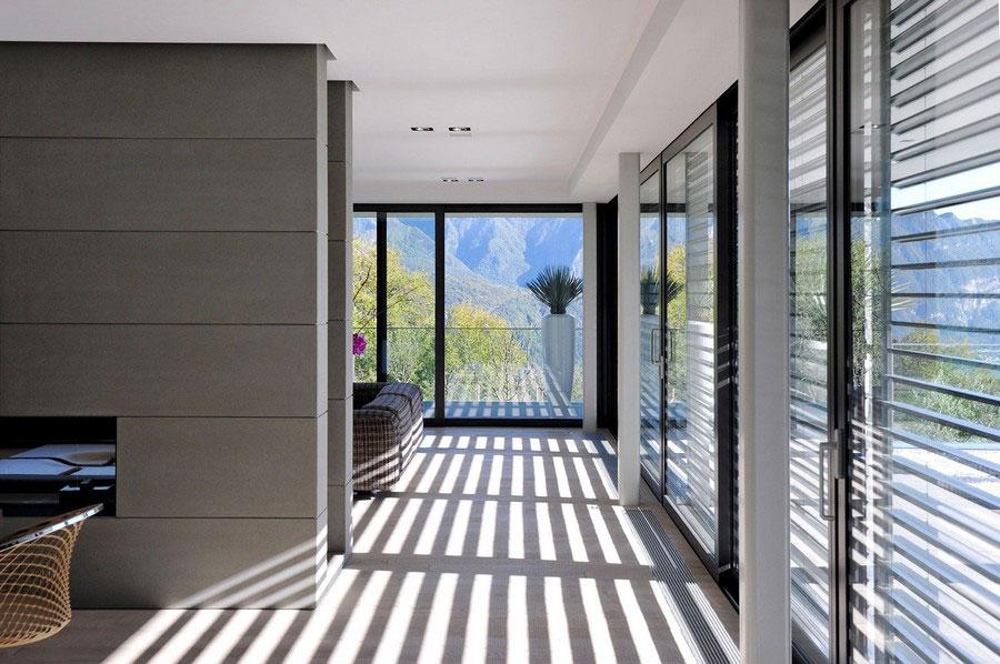 Ett unikt exempel på modern arkitektur nära sjön Lugano-12 Ett unikt exempel på modern arkitektur nära sjön Lugano