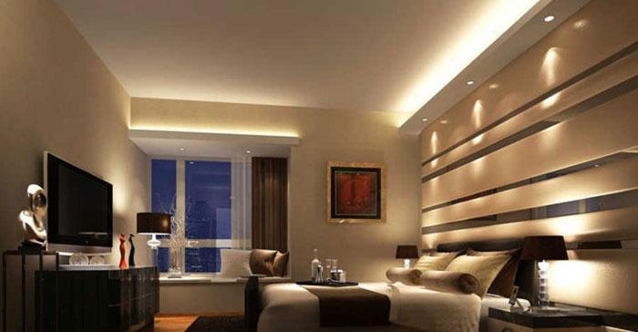 75885712700 Intressanta idéer för sängbelysning i ditt sovrum