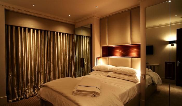 75886107664 Intressanta idéer för nattbelysning i ditt sovrum