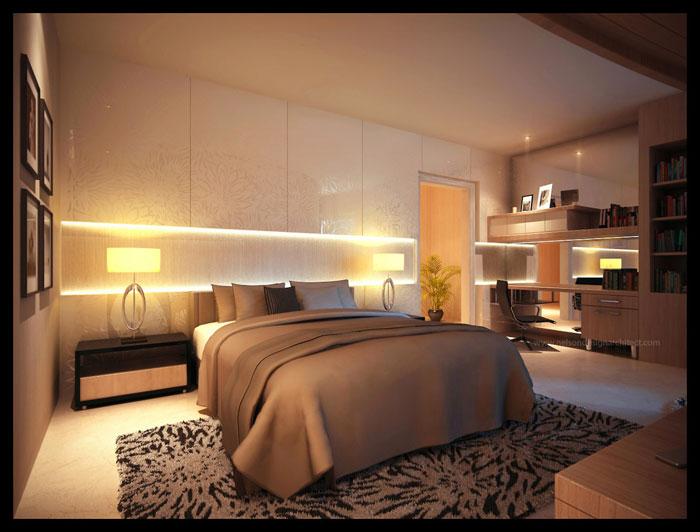 75886131889 Intressanta idéer för sängbelysning i ditt sovrum