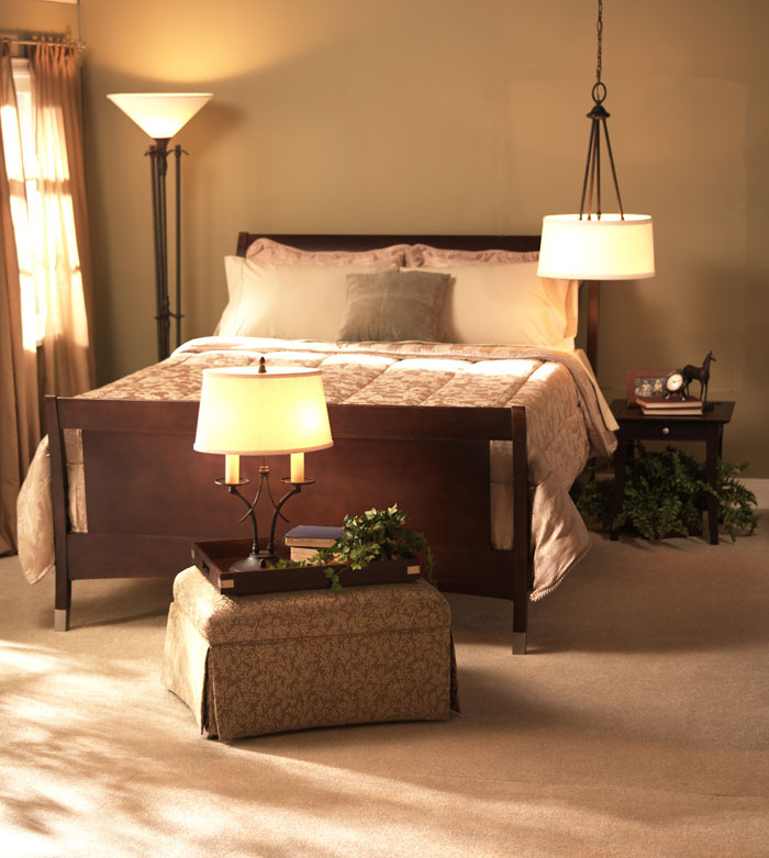 75885936573 Intressanta idéer för sängbelysning i ditt sovrum