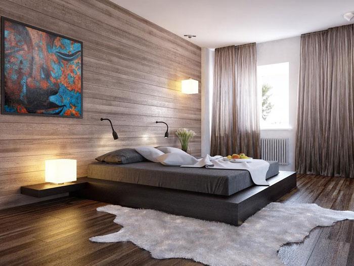 75885886984 Intressanta idéer för sängbelysning i ditt sovrum