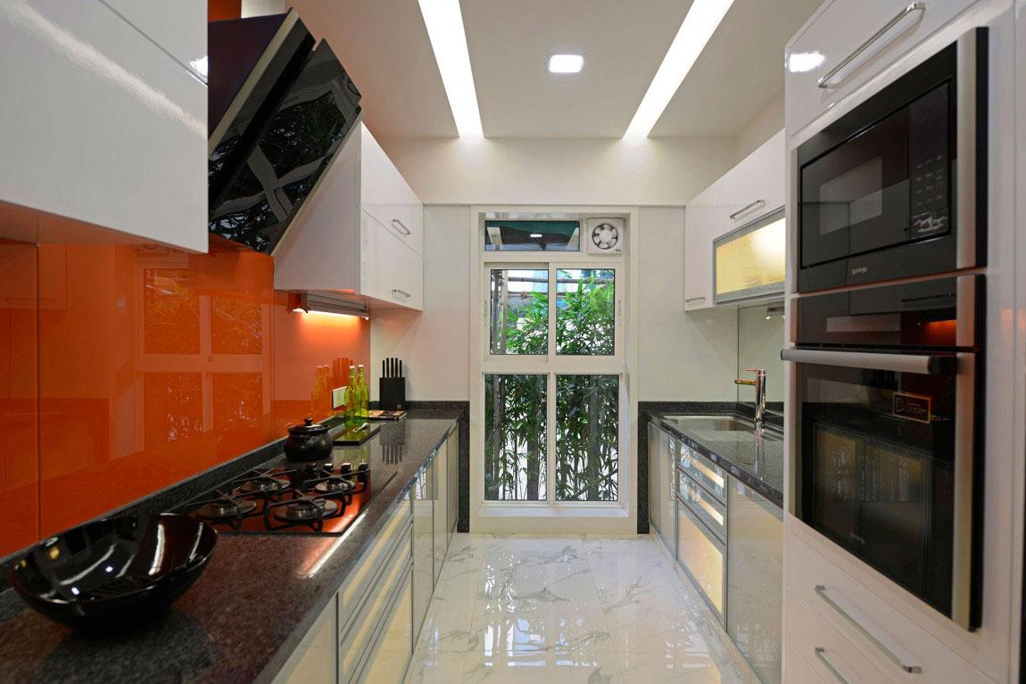 Modern bostad som har ett riktigt iögonfallande utseende och känsla 9 Modern bostad som har ett riktigt iögonfallande utseende
