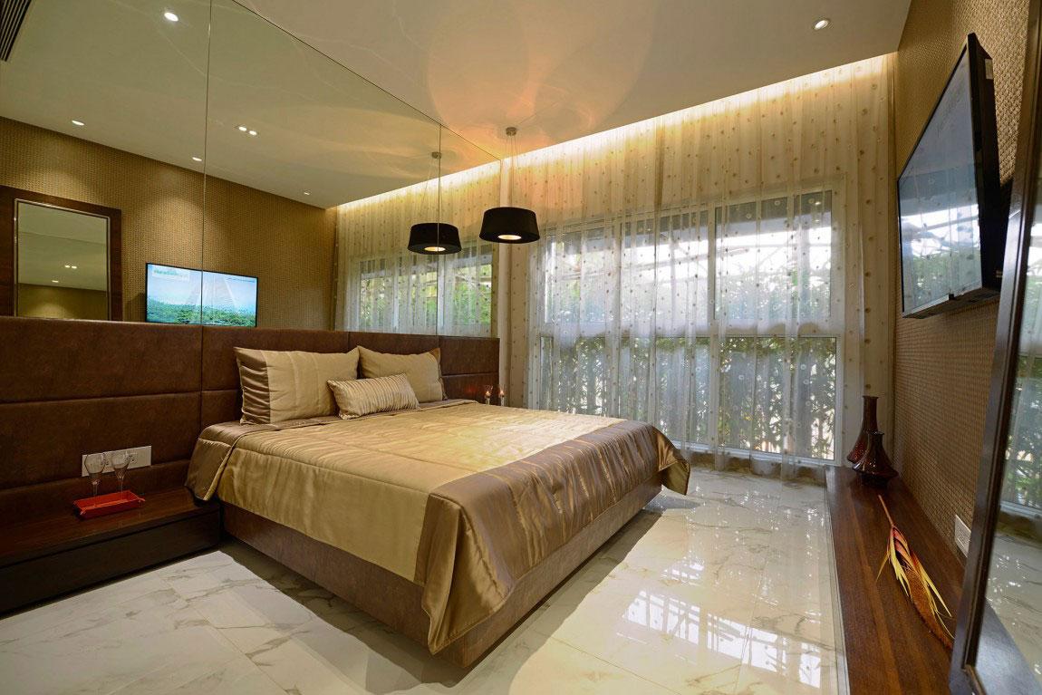 Modern bostad som har ett riktigt iögonfallande utseende och känsla 14 Modern bostad som har ett riktigt iögonfallande utseende