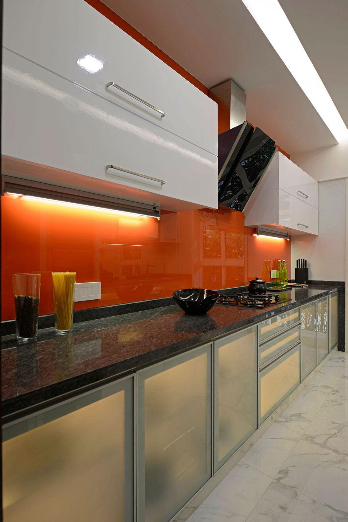 Modern bostad som har ett riktigt iögonfallande utseende 10 Modern bostad som har ett riktigt iögonfallande utseende