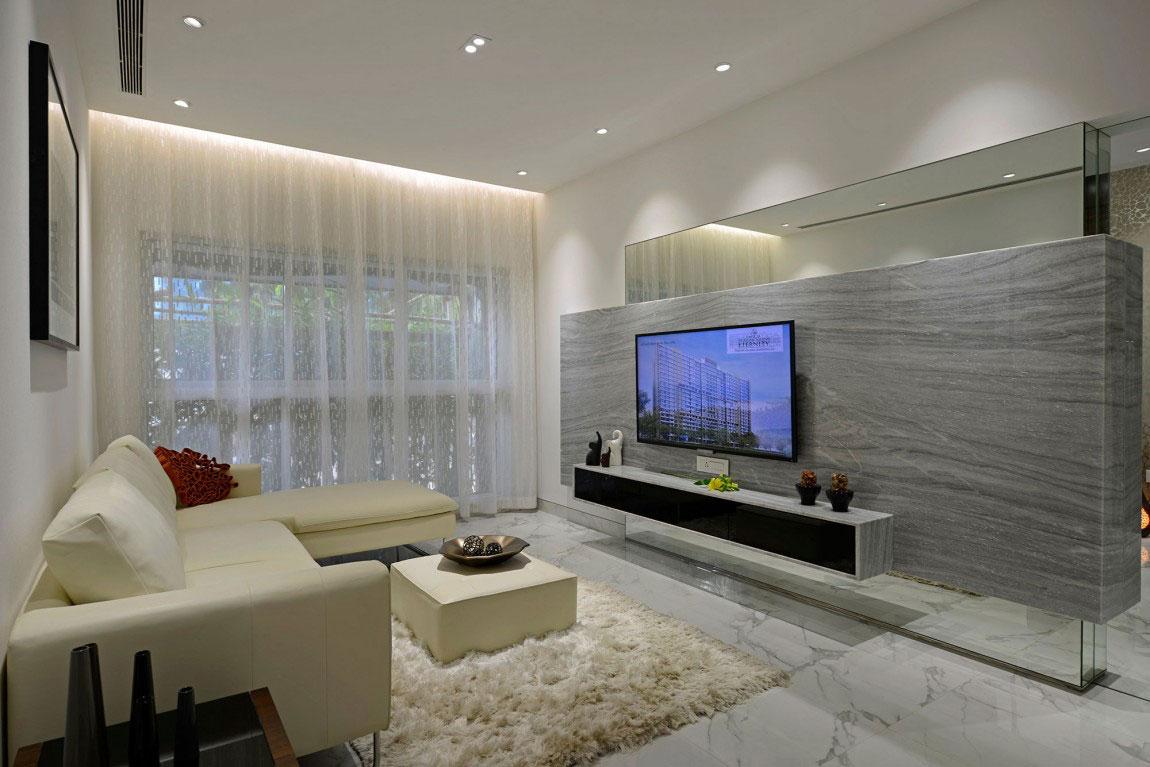 Modern bostad som har ett riktigt iögonfallande utseende och känsla 4 Modern bostad som har ett riktigt iögonfallande utseende