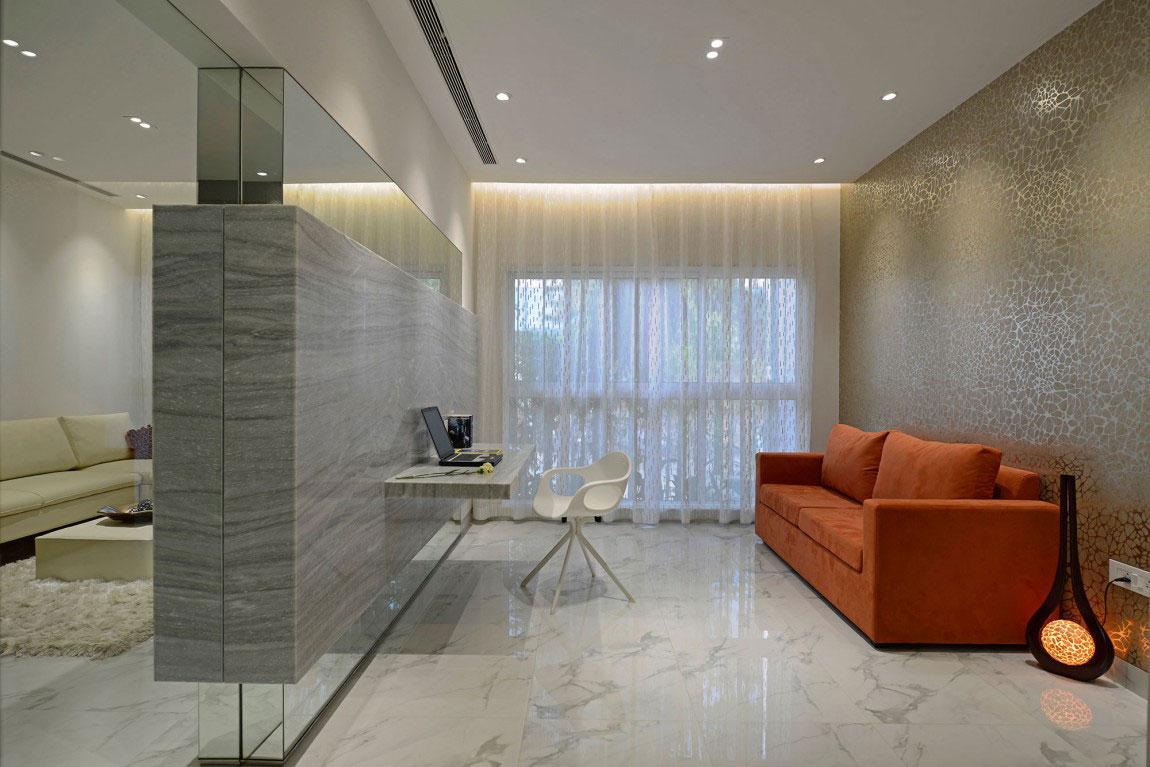 Modern bostad som har ett riktigt iögonfallande utseende och känsla 5 Modern bostad som har ett riktigt iögonfallande utseende