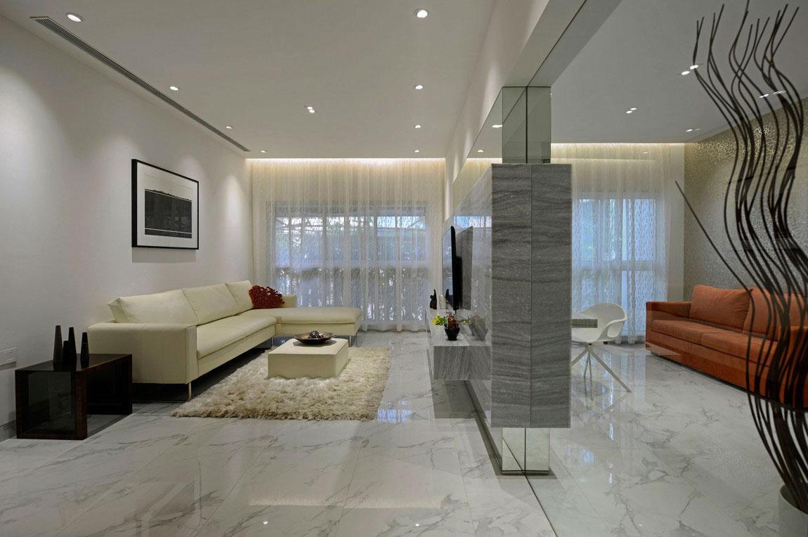 Modern bostad som har ett riktigt iögonfallande utseende och känsla 3 Modern bostad som har ett riktigt iögonfallande utseende
