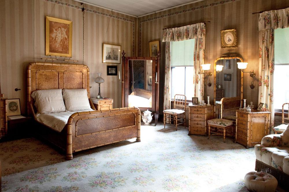 Upplev-en-viktoriansk-jul-vid-Gibson-huset-av-Mary-Prince-fotografi Vintage sovrumsidéer som inte bör förbises