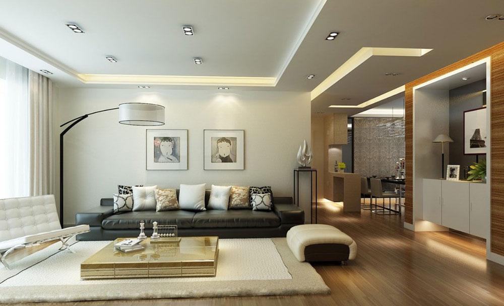 Ta ditt vardagsrum till nästa belysningsnivå. 5 Viktiga överväganden innan du bestämmer dig för en inredning för ditt hem