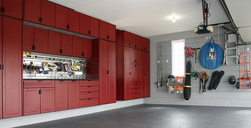 Anpassade skåp-Houston-Garage-3 4 uppgraderingar du behöver för att bygga ditt hem som köpare kommer att älska