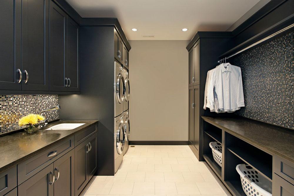 Övergång-tvättstuga-av-Abruzzo-kök-badrum klädställning idéer att prova (hängande, fristående, trä, metall)