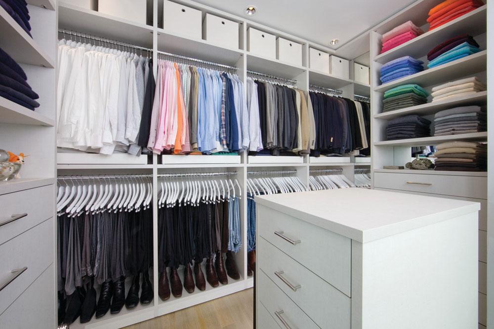 California-Closets-Walk-by-California-Closets-Southdale klädställning idéer att prova (hängande, fristående, trä, metall)