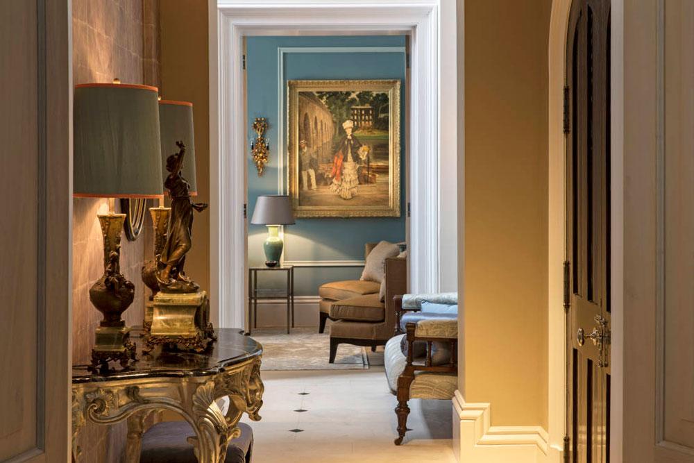 Värm din dag med dessa hall-dekorationsidéer-13 Värm din dag med dessa hall-dekorationsidéer