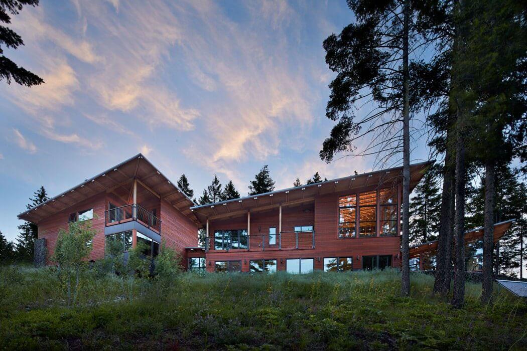 Modernt bergshem designat av Johnston Architects 15 Modernt bergshem designat av Johnston Architects