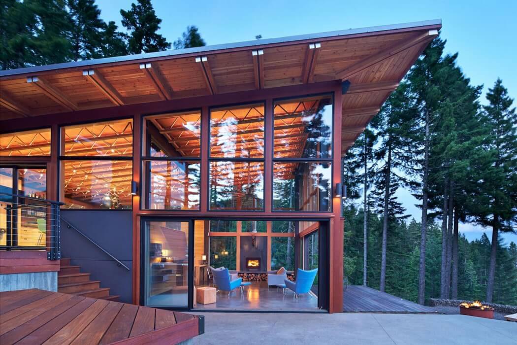 Modernt bergshem designat av Johnston Architects 13 Modernt bergshem designat av Johnston Architects