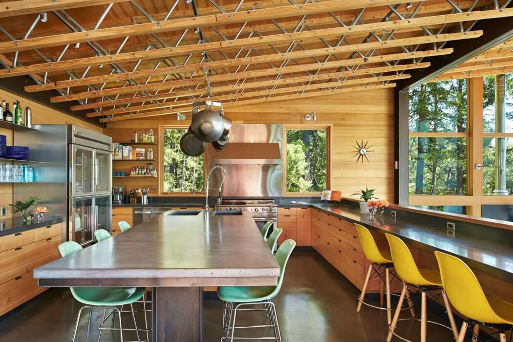 Modern-Mountain-Home-Designed-av-Johnston-Architects-6 Modernes Mountain Home Designad av Johnston Architects