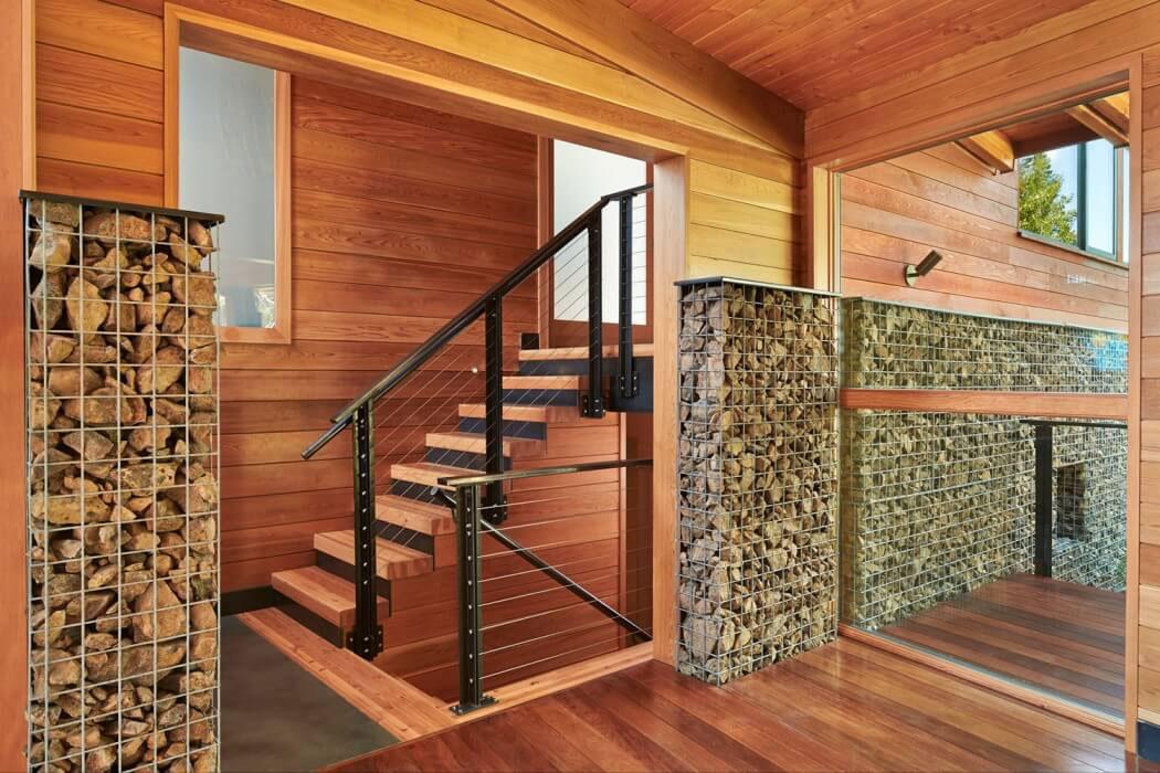 Modernt bergshus designat av Johnston Architects-3 Modernt bergshus designat av Johnston Architects