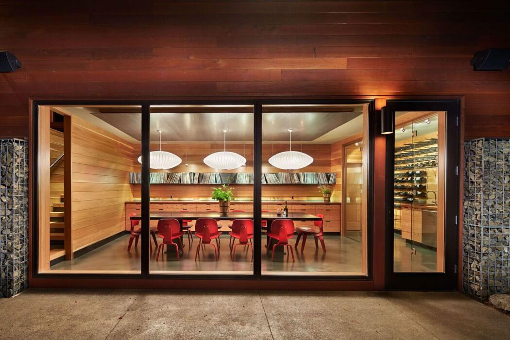 Modernt bergshus designat av Johnston Architects-12 Modernt bergshus designat av Johnston Architects