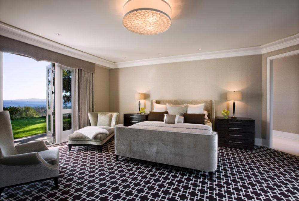 Hollywood-Regency-Montecito-von-Maienza-Wilson-Architecture-Interiors Hur man tar vax ur mattan