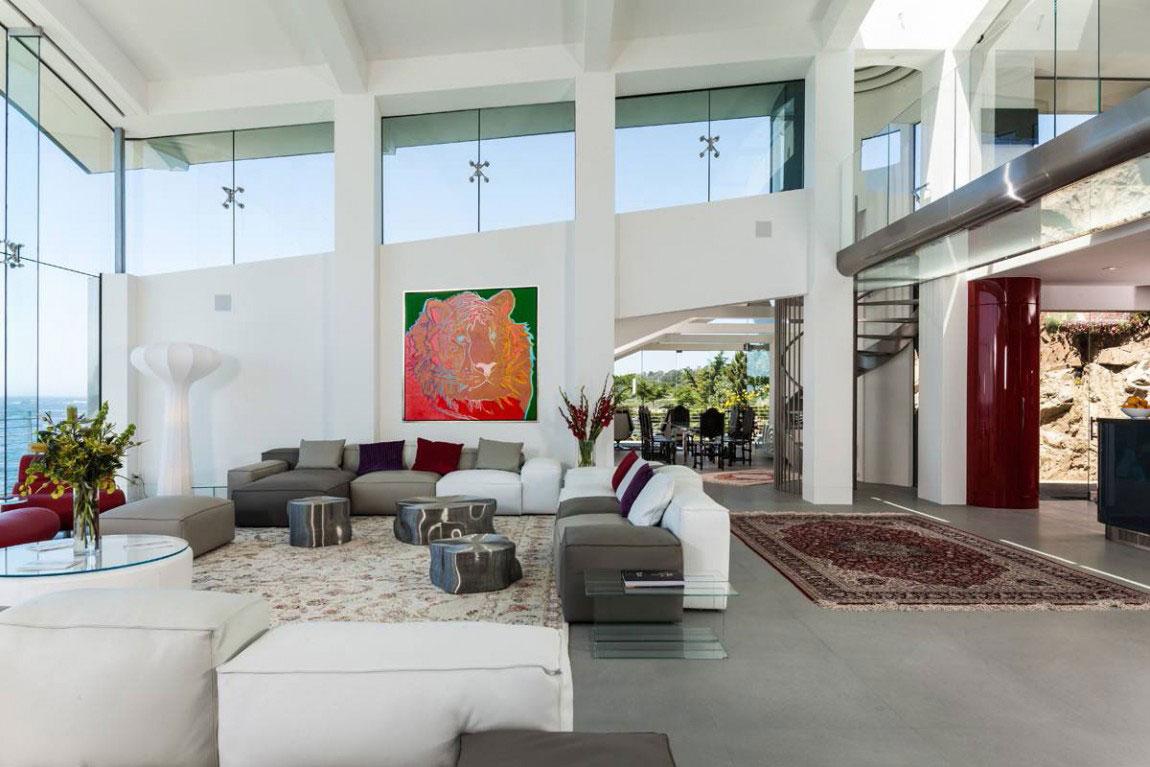 Elegant Kalifornien hemdesignat av-Eric-Miller-Architects-9 Elegant Kalifornien hem designat av Eric Miller Architects