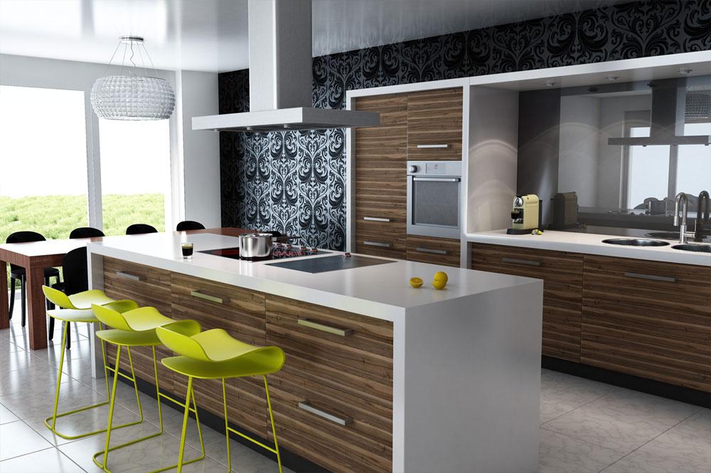 Bästa köksskåp för att få ditt hem att se nytt ut 1 Bästa köksskåp för att få ditt hem att se nytt ut