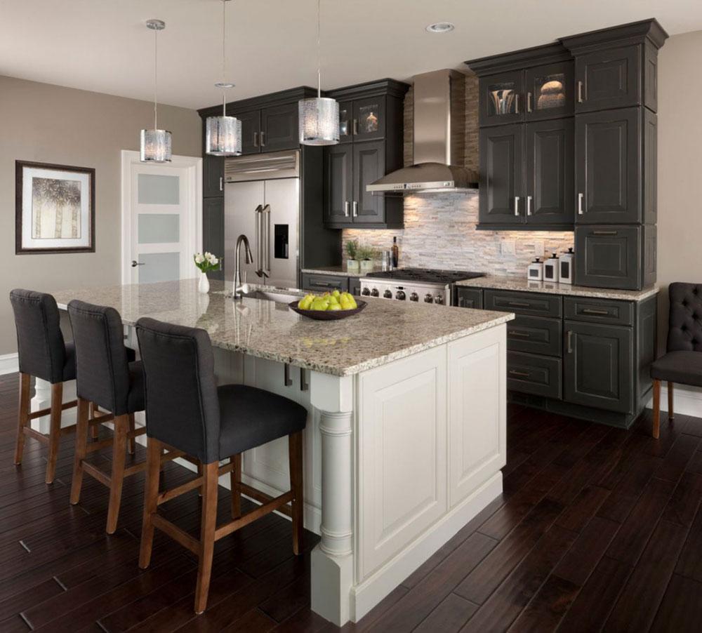 Bästa köksskåp för att få ditt hem att se nytt ut 3 Bästa köksskåp för att få ditt hem att se nytt ut