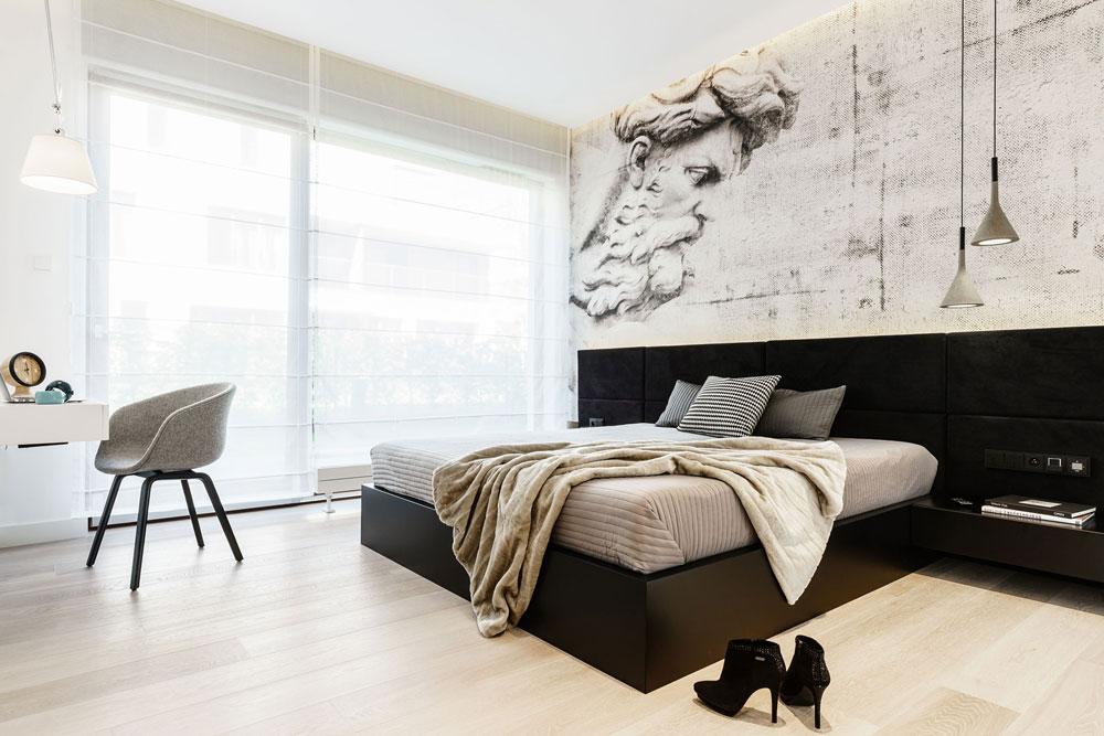 Undvik folkmassorna med en minimalistisk stil 9 Undvik trånga interiörer med en minimalistisk stil