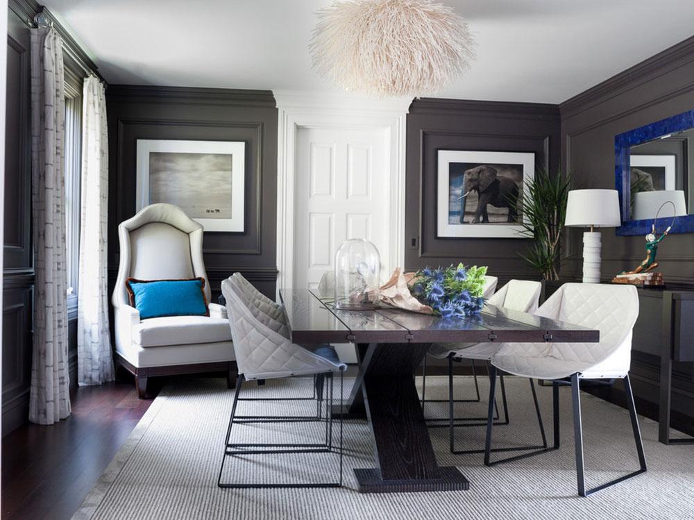Att dekorera med grått är så lätt2 Att dekorera med grått är så enkelt