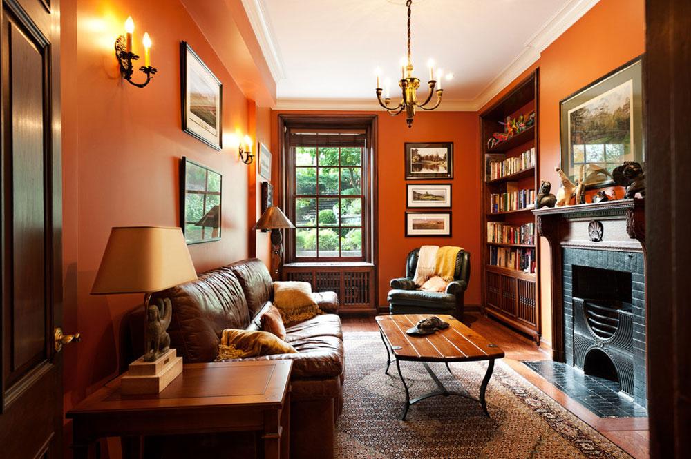 Orange-inredning-design-idéer-för-varje-säsong1 Orange-inredning-design-idéer för varje säsong