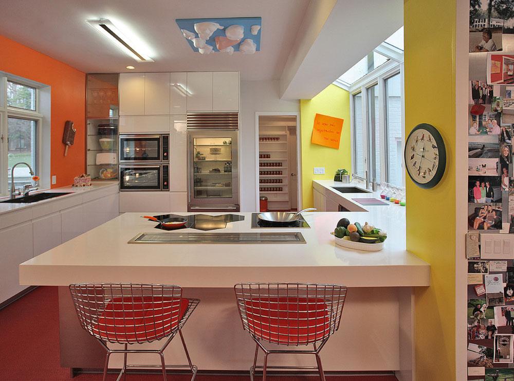 Orange-Interior-Design-Idéer-för-varje-säsong13 Orange-Interior-Design-Idéer för varje säsong