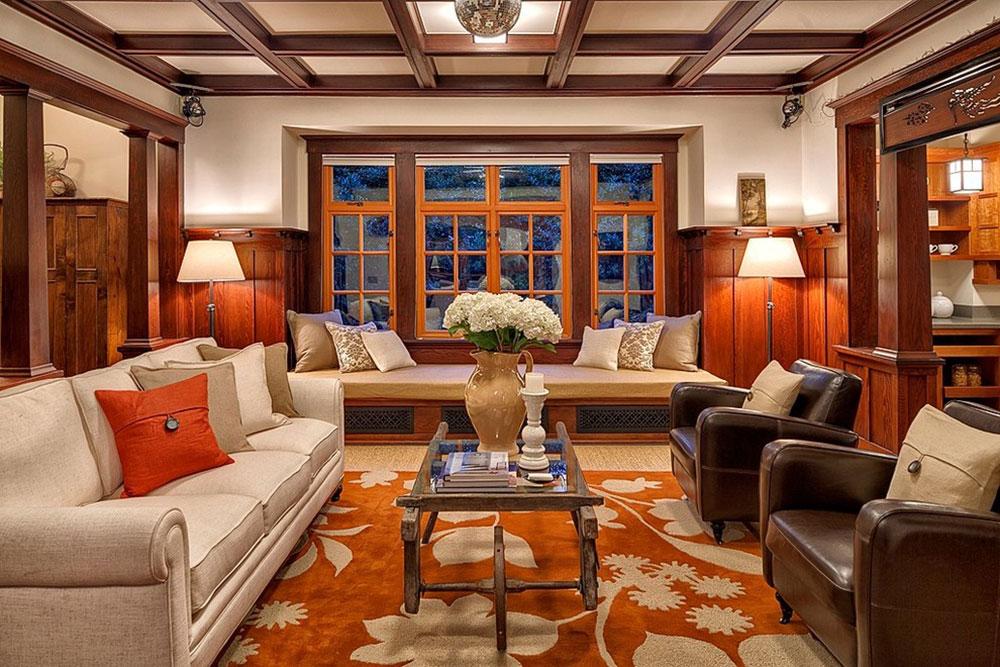 Orange-Interior-Design-Idéer-för-varje-säsong8 Orange Interior Design-Idéer för varje säsong