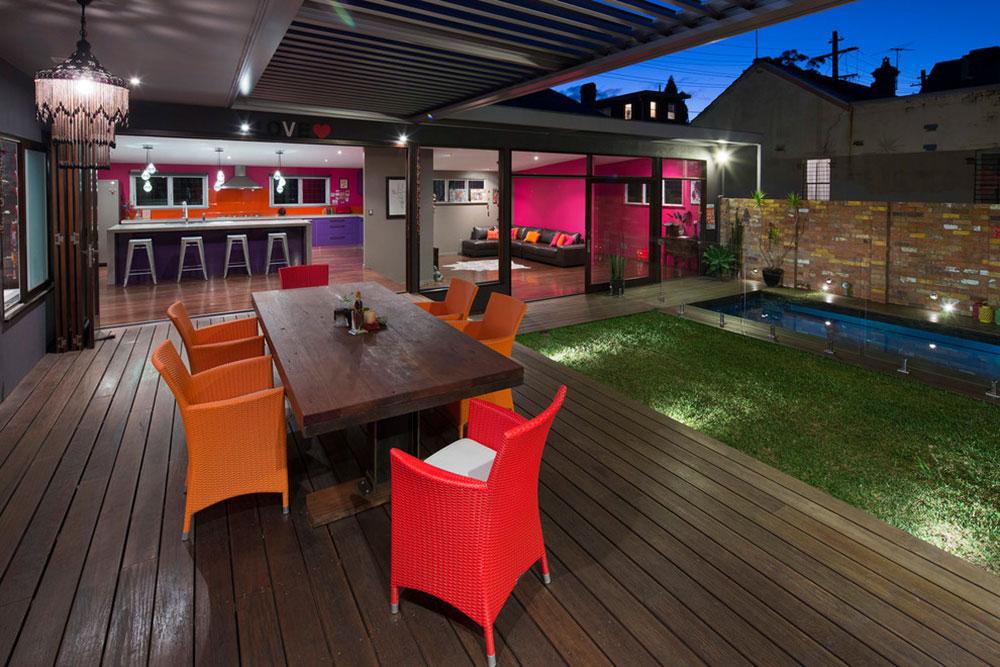 Orange-Interior-Design-Idéer-för-varje-säsong15 Orange Interior Design-Idéer för varje säsong