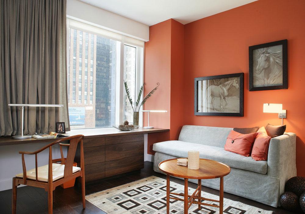 Orange-Interior-Design-Idéer-för-varje-säsong 9 Orange Interior Design-Idéer för varje säsong