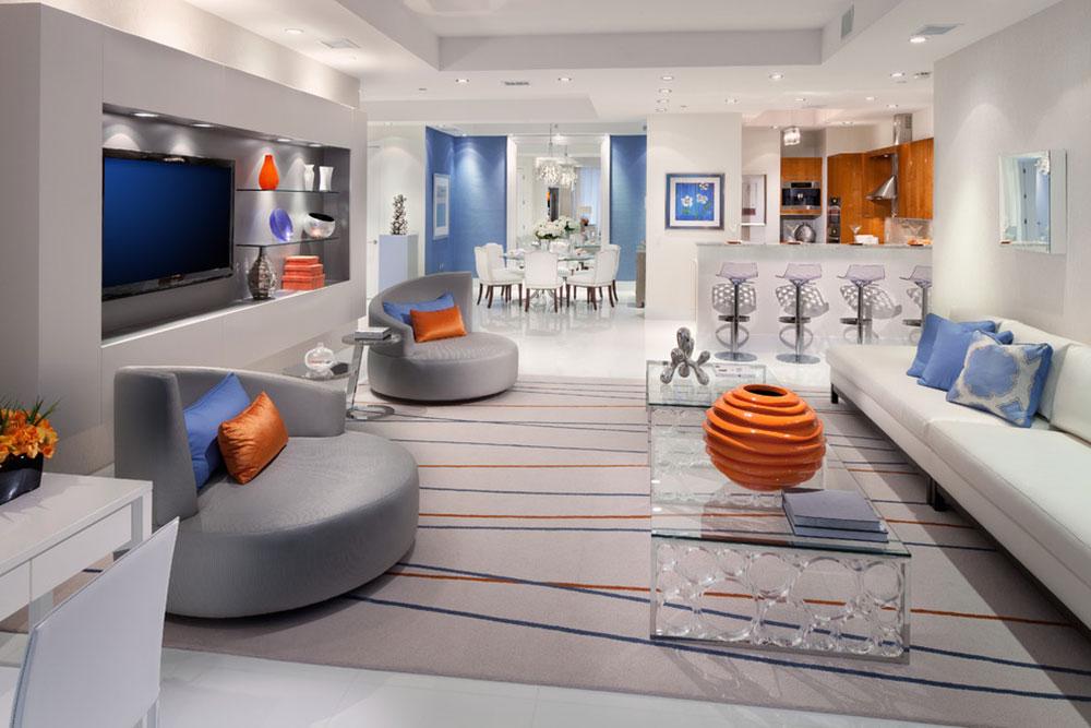Orange-Interior-Design-Idéer-för-varje-säsong5 Orange Interior Design-Idéer för varje säsong