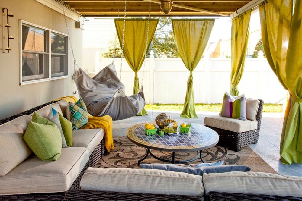 Inomhus- och utomhuskokongstolar för mer komfort 6 Inomhus- och utomhusstolar för mer komfort