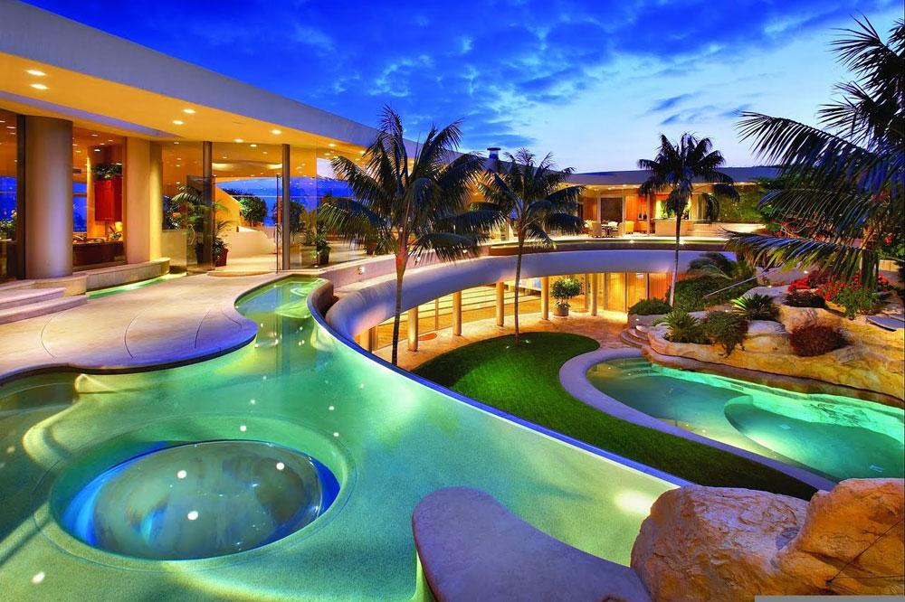 Modernt hus-exteriör-design-stilar-och-idéer-7 Modernt hus exteriör design stilar och idéer