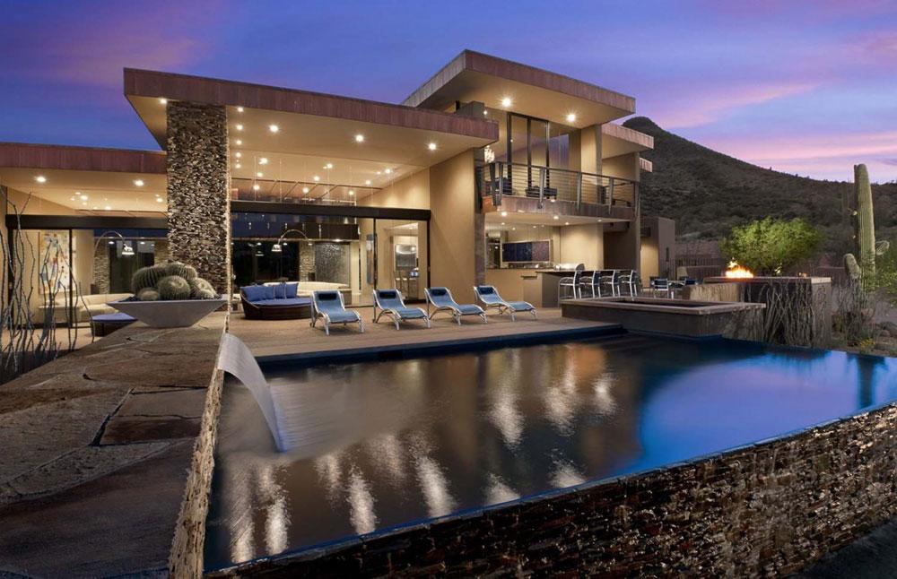 Modernt hus-exteriör-design-stilar-och-idéer-6 Modernt hus exteriör design stilar och idéer