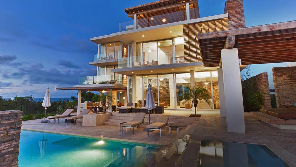 Modernt hus-exteriör-design-stilar-och-idéer-2 Modernt hus exteriör design stilar och idéer