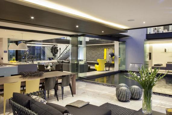 b13 Modern byggnad Ber House designad av Nico van der Meulen arkitekter