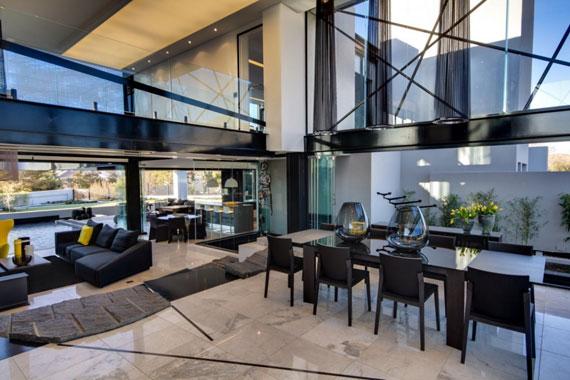 b12 Modern byggnad Ber House designad av Nico van der Meulen Architects