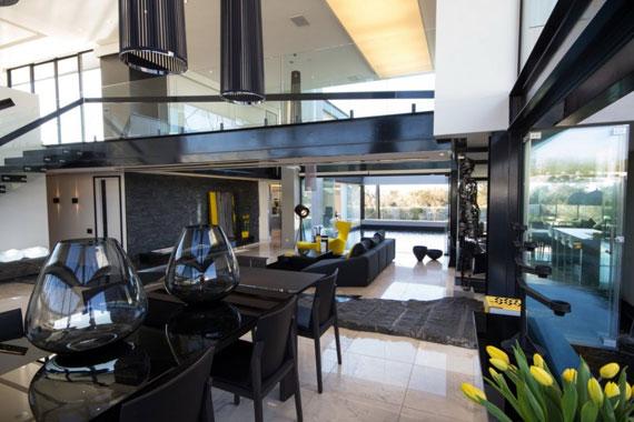 b7 Modern byggnad Ber House designad av Nico van der Meulen Architects