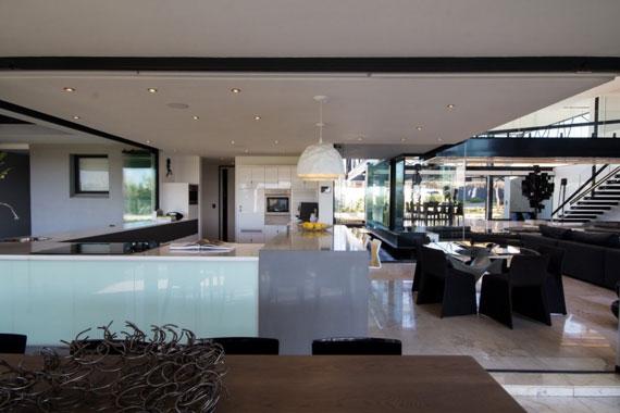 b10 Modern byggnad Ber House designad av Nico van der Meulen arkitekter