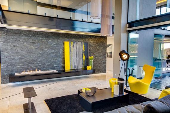 b14 Modern byggnad Ber House designad av Nico van der Meulen Architects