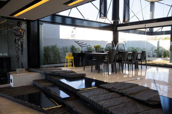 b9 Modern byggnad Ber House designad av Nico van der Meulen Architects